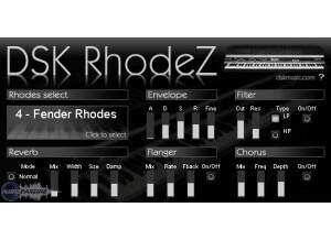 DSK Music RhodeZ [Freeware]