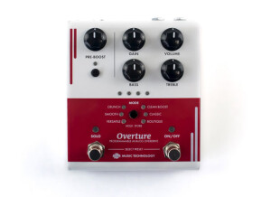 Rjm Music Technologies Overture Programmable Overdrive