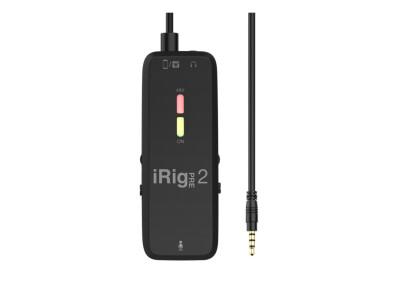 IK Multimedia présente l'iRig Pre 2
