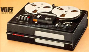 Telefunken Elektroakustik Magnetofon 441 Hifi