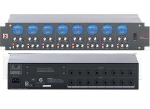 SM Pro Audio OC8E 8 Channel Optical Compressor