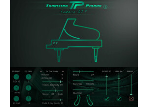 Kirk Hunter Studios Traveling Pianos