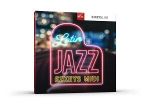 Toontrack Latin Jazz EZKeys MIDI