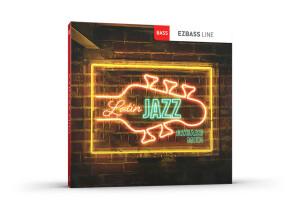 Toontrack Latin Jazz EZBass MIDI