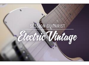 Native Instruments Session Guitarist Electric Vintage