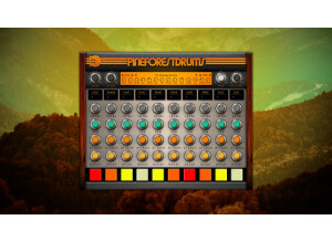 Sample Science Pine Forest Drums