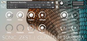 SonicZest Quantum Marimba