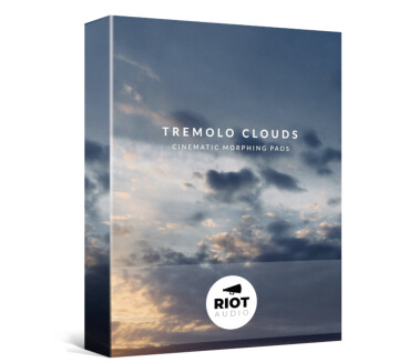 Riot Audio Tremolo Clouds
