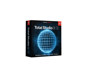 IK Multimedia Total Studio 3 SE