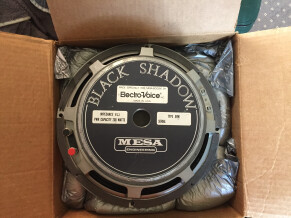 Mesa Boogie Black Shadow Electrovoice