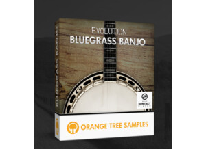 Orange Tree Samples Evolution Bluegrass Banjo