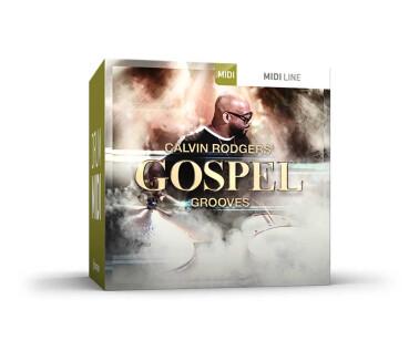 Toontrack Gospel Grooves