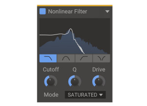 kiloHearts Nonlinear Filter