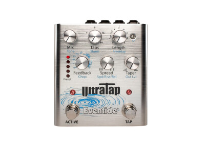 L'UltraTap Delay d'Eventide est disponible