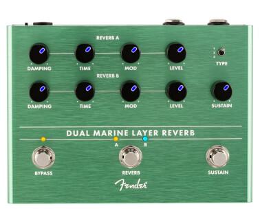 Fender Dual Marine Layer Reverb