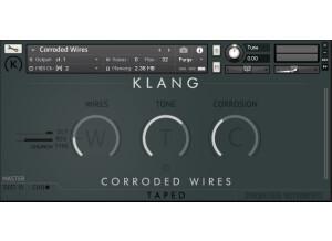 Cinematique Instruments Corroded Wires