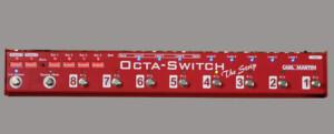 Carl Martin Octa-Switch the strip