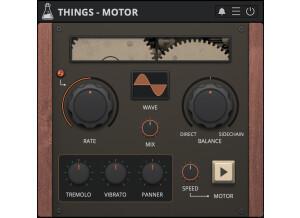 AudioThing Motor