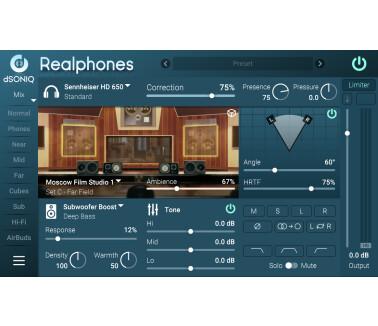 dSonic Realphones