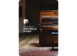 Spitfire Audio Mrs Mills Piano