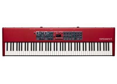 Nord Keyboards présente le Nord Piano 5