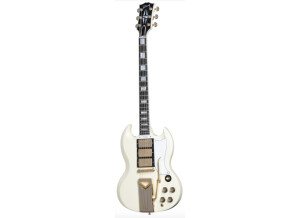 Gibson 60th Anniversary 1961 Les Paul SG Custom With Sideways Vibrola