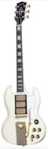 Gibson 60th Anniversary 1961 Les Paul SG Custom With Sideways Vibrola