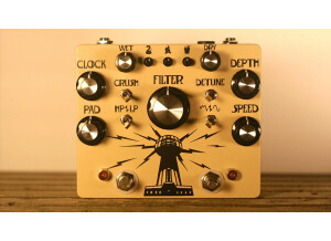 Hungry Robot Pedals The Wardenclyffe Deluxe
