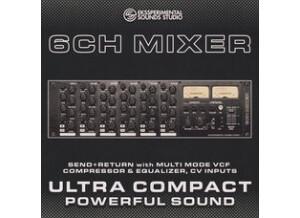 Ekssperimental Sounds Studio 6Ch Mixer
