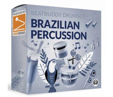 Singular Sound Brazilian Percussion Drumset