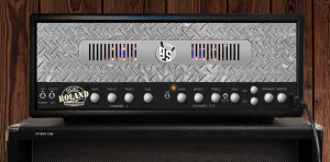 Gain Stage Roland Virtual Amp