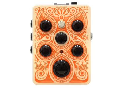 Orange sort un nouveau préampli acoustique : Acoustic Pedal