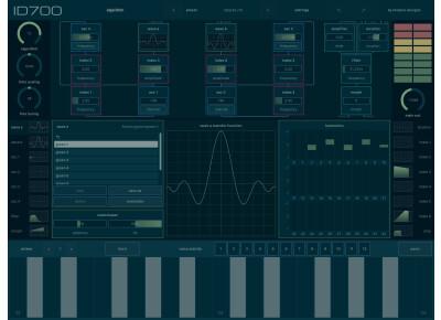 Modosc Design lance l'ID 700, un synthé inspiré du Buchla 700 pour iOS