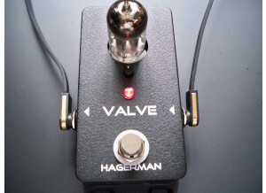 Hagerman Amplification Valve
