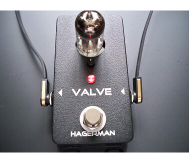 Hagerman Amplification Valve