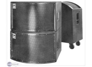 Martin Audio philishave mh-212