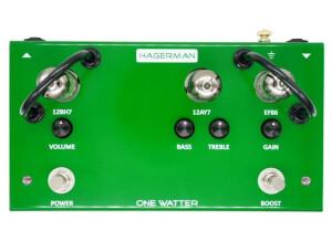 Hagerman Amplification One Watter - Tube Pedal Amplifier