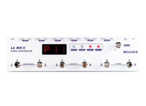 Mooer L6 MKII Pedal Controller