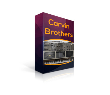 Sound Magic Carvin Brothers