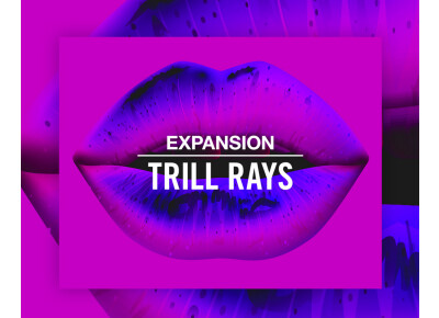 Native Instruments présente l'expansion Trill Rays
