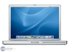 "Apple PowerBook G4 15"" / 512 Mo RAM / SuperDrive"