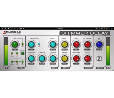 Nembrini Audio Shimmer Audio Ambient Machine