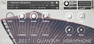 SonicZest Quantum Vibraphone