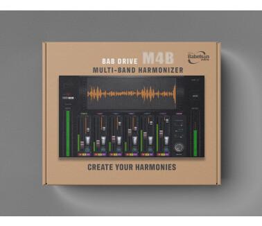 Babelson Audio BaB Drive M4B