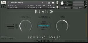 Cinematique Instruments Johnnys Horn