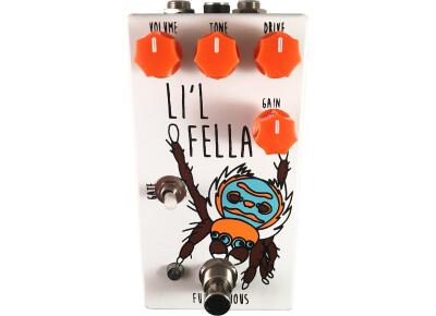 Fuzzrocious présente la Li'l Fella