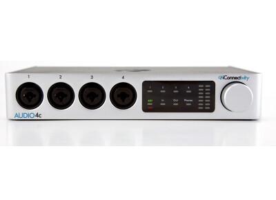 iConnectivity propose désormais l'interface audionumérique AUDIO4c