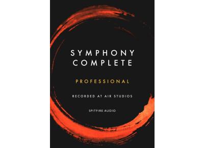 Spitfire Audio présente la Symphony Orchestra Professional