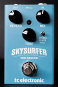 La réverbe Skysurfer de TC Electronic passe en version Mini