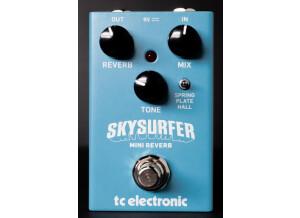 TC Electronic Skysurfer Mini Reverb